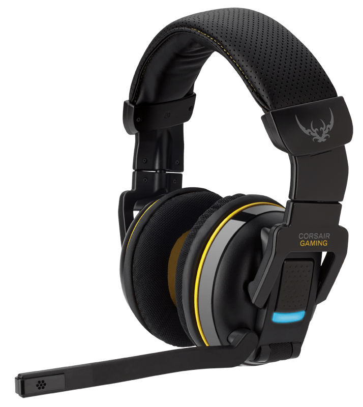 Marathon gaming sessions are easy with the microfiber-wrapped earpads ebb1e24f79