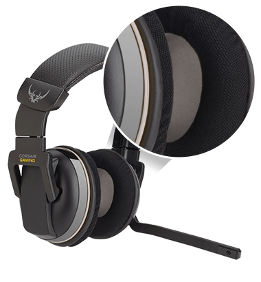 CORSAIR Gaming H2100 Wireless Dolby® 7 1 Gaming Headset