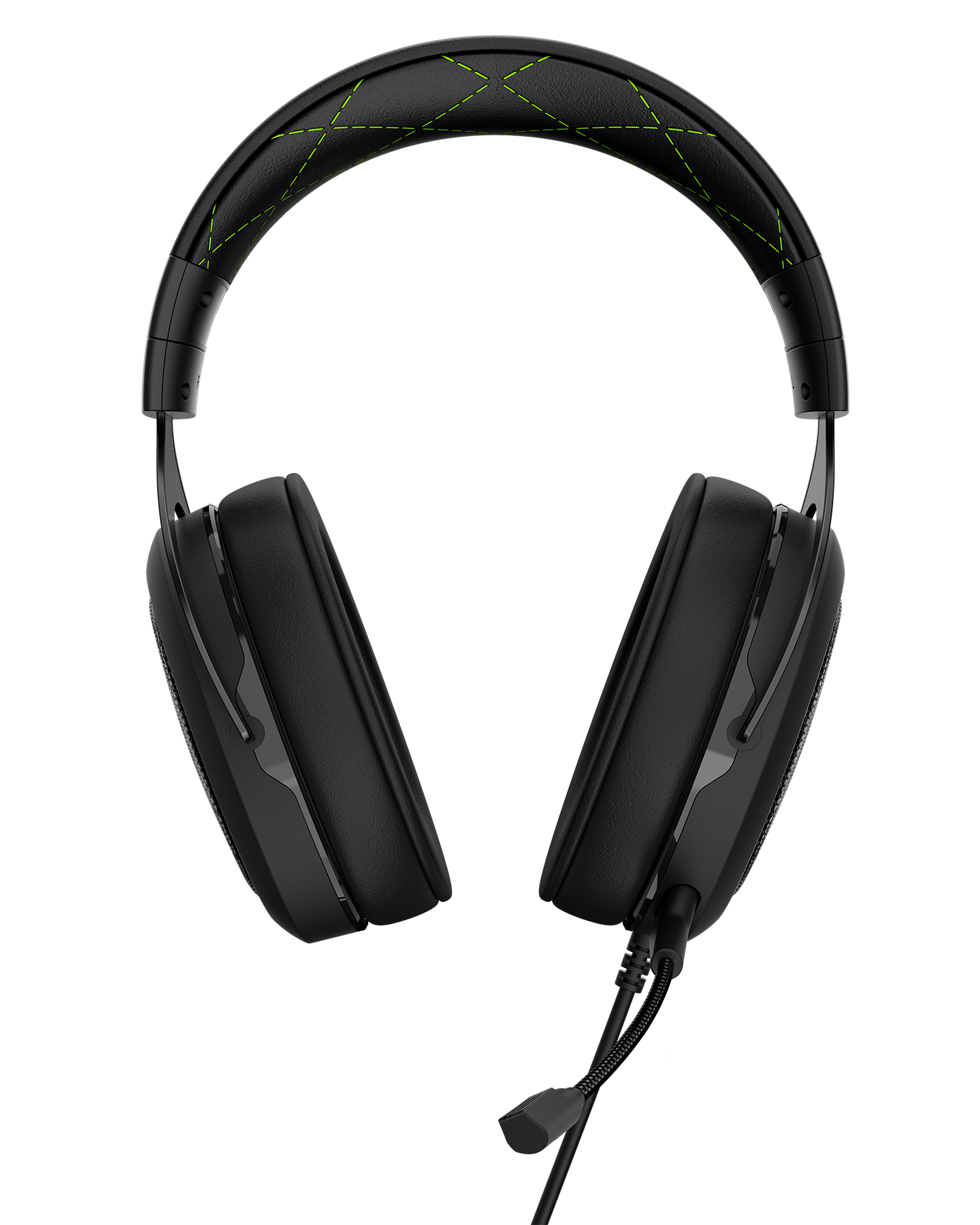 HS50 Stereo Gaming Headset — Green