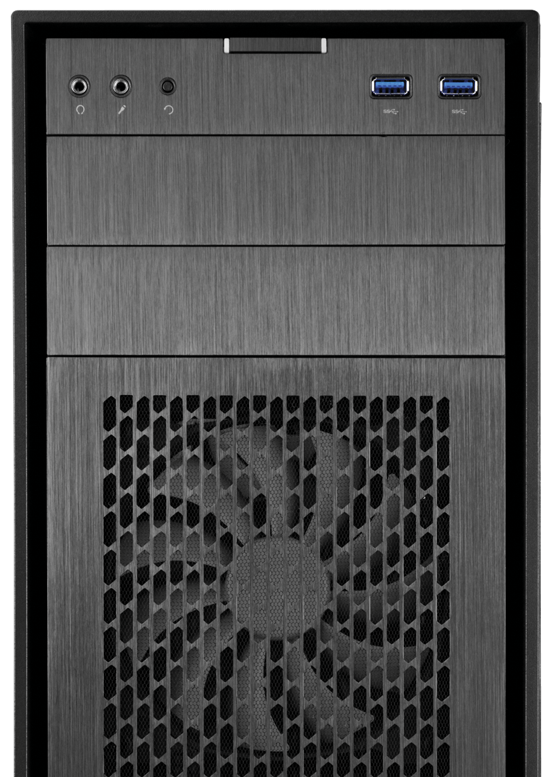 Obsidian series™ 750d airflow edition full tower atx case.