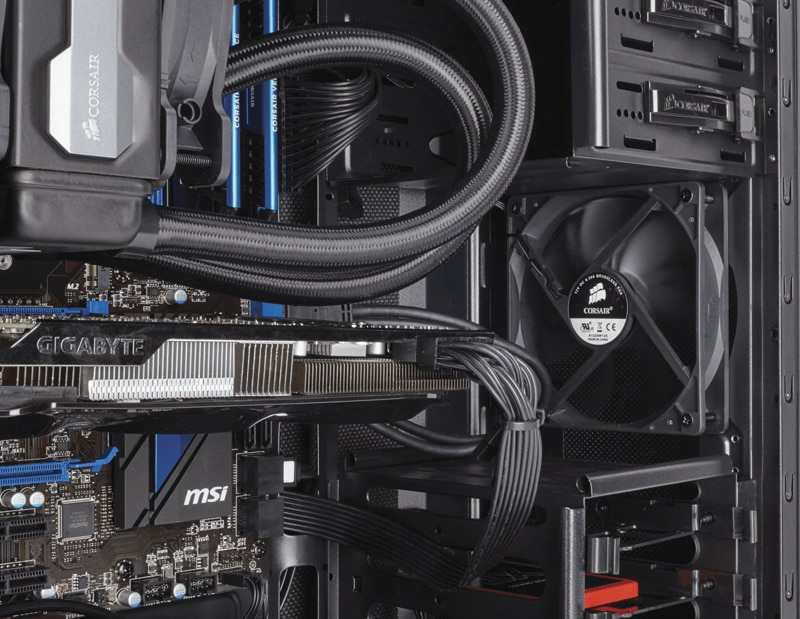 Carbide Series 100r Silent Edition Mid Tower Case