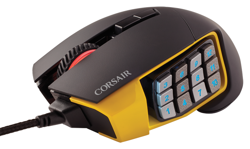 CORSAIR GAMING SCIMITAR RGB MOUSE DESCARGAR CONTROLADOR