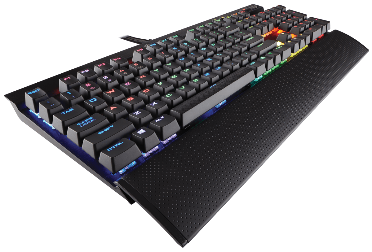 CORSAIR K70 LUX RGB MECHANISCHE GAMING-TASTATUR