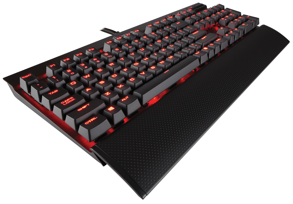 5b3115ae5e8 Corsair Utility Engine (iCUE) enables sophisticated macros and dramatic  lighting effects. The USB pass-through port is positioned for uninterrupted  game ...