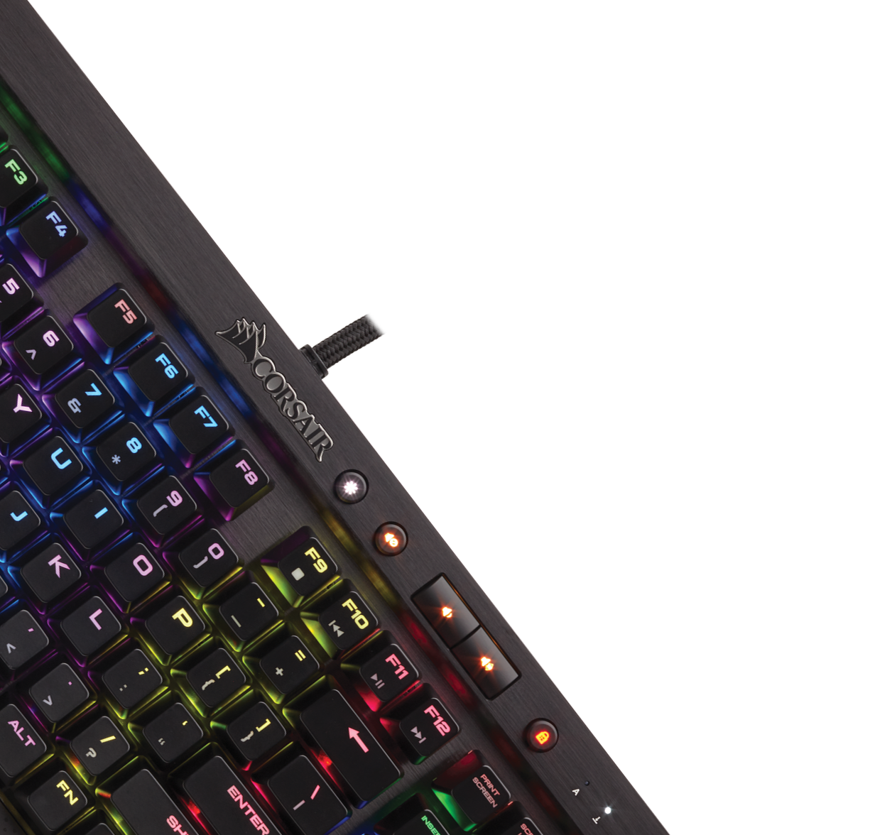 K65 LUX RGB Compact Mechanical Gaming Keyboard — CHERRY® MX