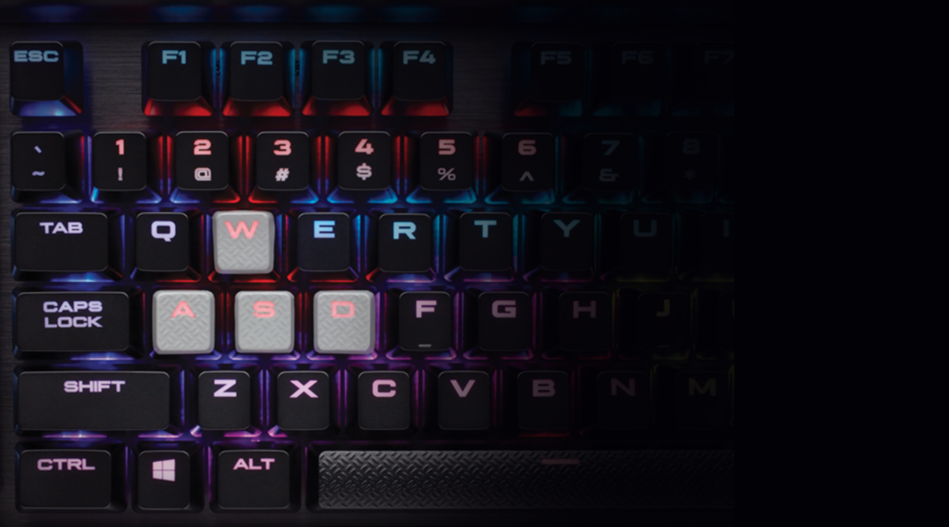 Corsair K95 RGB Platinum Mechanical Keyboard (SPEED RGB)