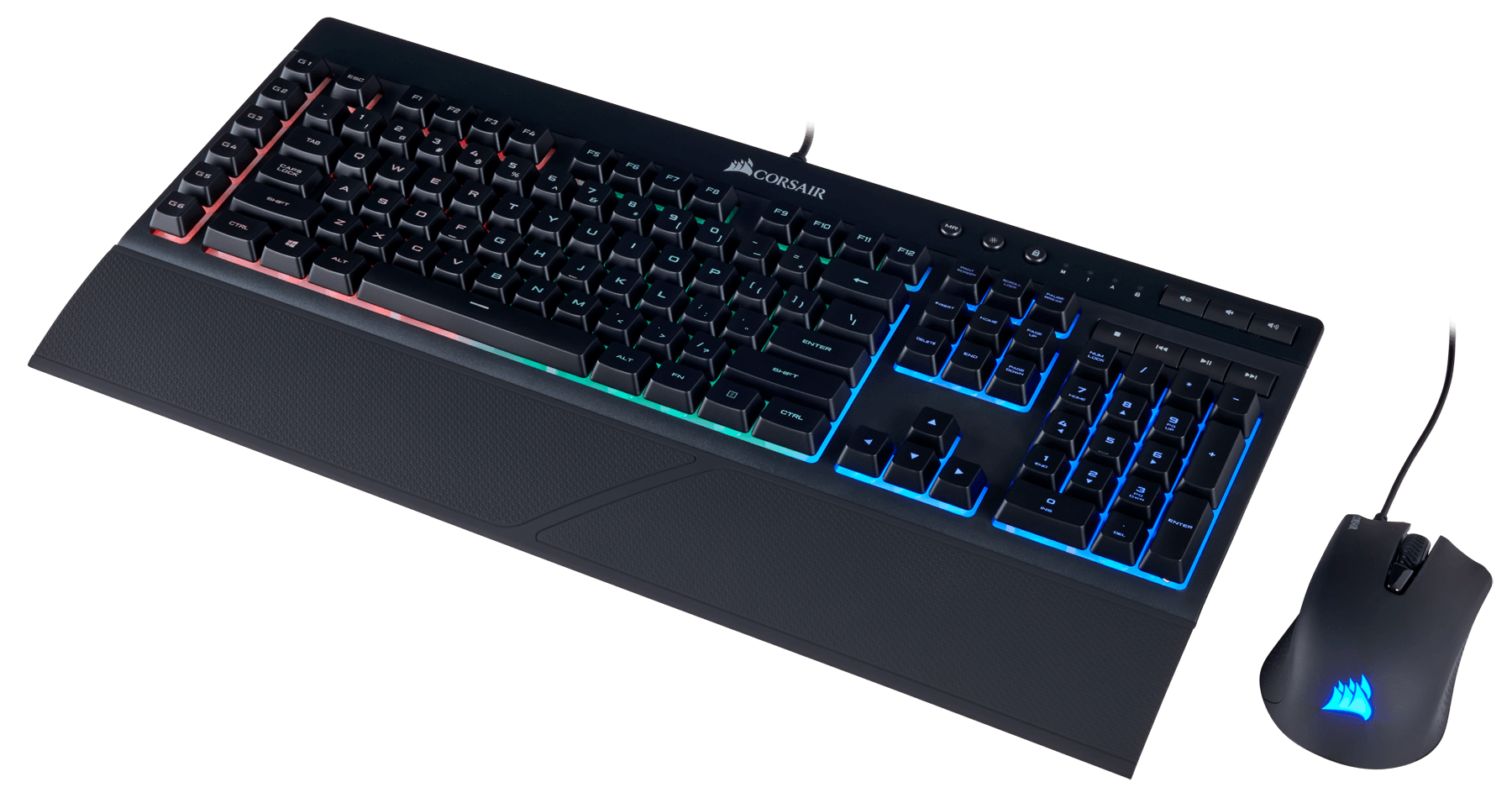 K55 + HARPOON RGB Keyboard and Mouse Combo
