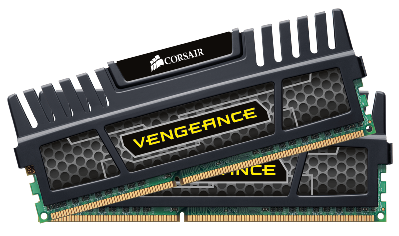Vengeance® — 8GB Dual Channel DDR3 Memory Kit