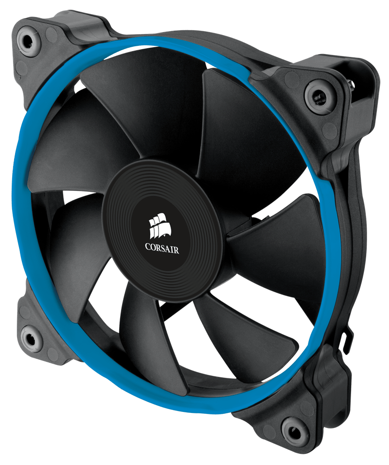 Air Series™ SP120 Quiet Edition High Static Pressure 120mm Fan Twin Pack