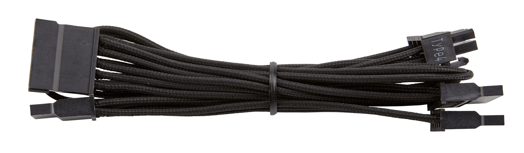 Premium Individually Sleeved SATA Cable, Type 4 (Generation