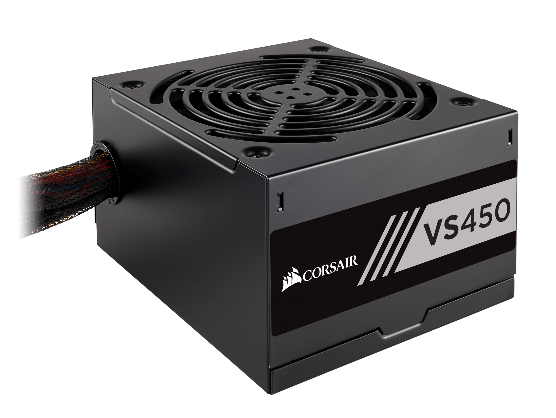 VS Series™ VS450 — 450 Watt 80 PLUS® White Certified PSU