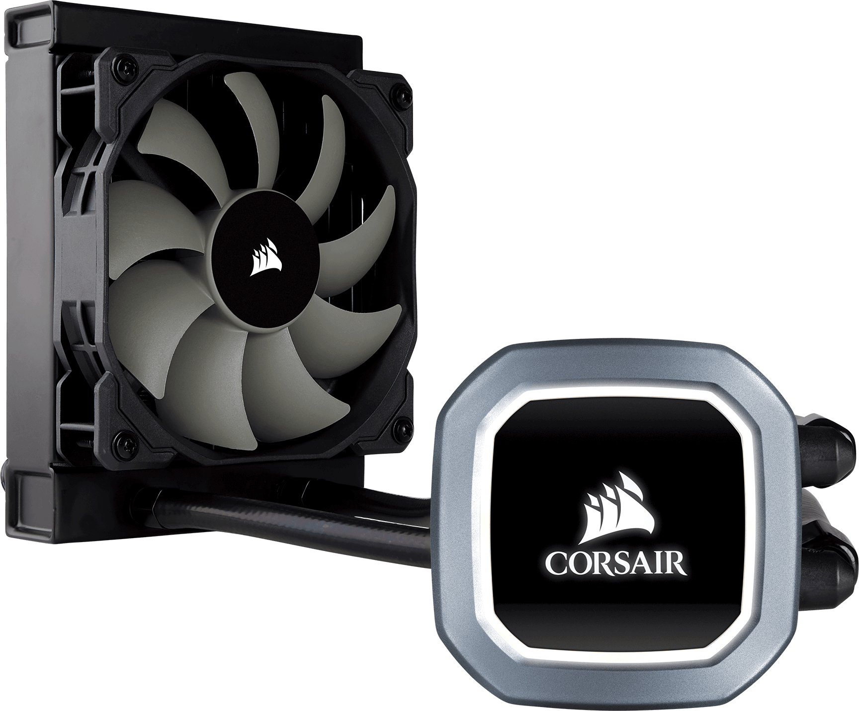 Hydro Series™ H60 (2018) 120mm Liquid CPU Cooler