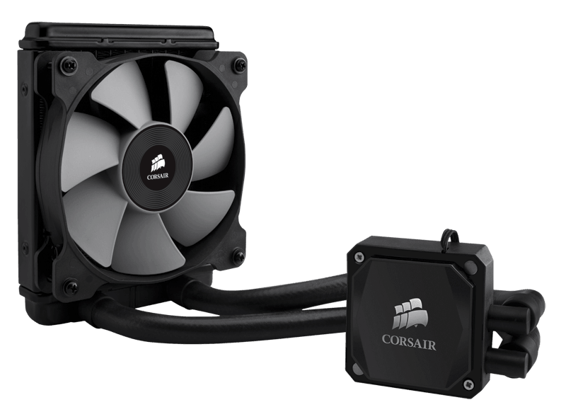 cooler corsair hydro series h60 cwch60 clube do hardware