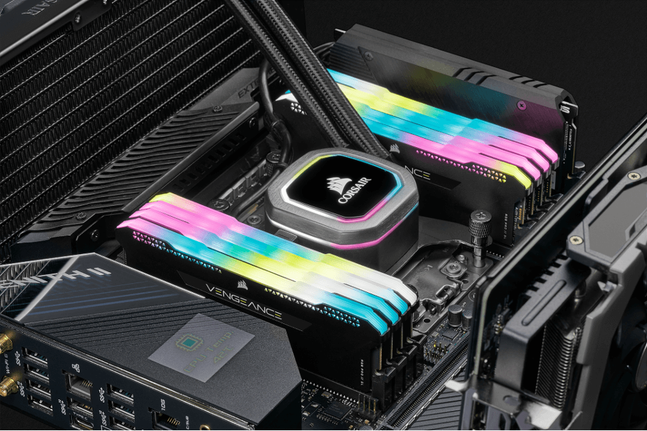 CORSAIR Hydro X Series XG7 RGB GPU Water Blocks