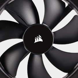 RGB Case Fans | PWM Fans | Magnetic Levitation Fans | PC Fans | CORSAIR