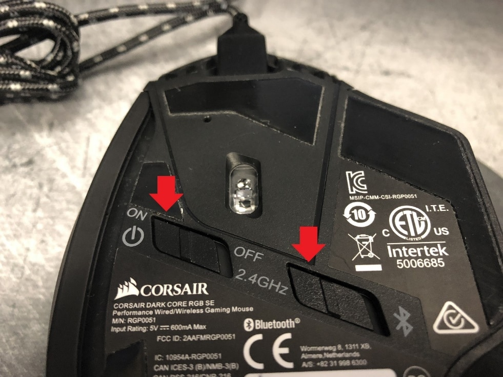 How-To: Upgrading Dark Core RGB Firmware