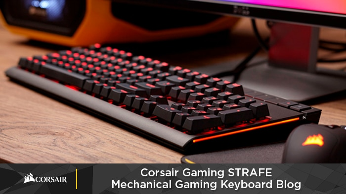 824aff6f1b5 STRAFE Mechanical Gaming Keyboard — CHERRY® MX Red