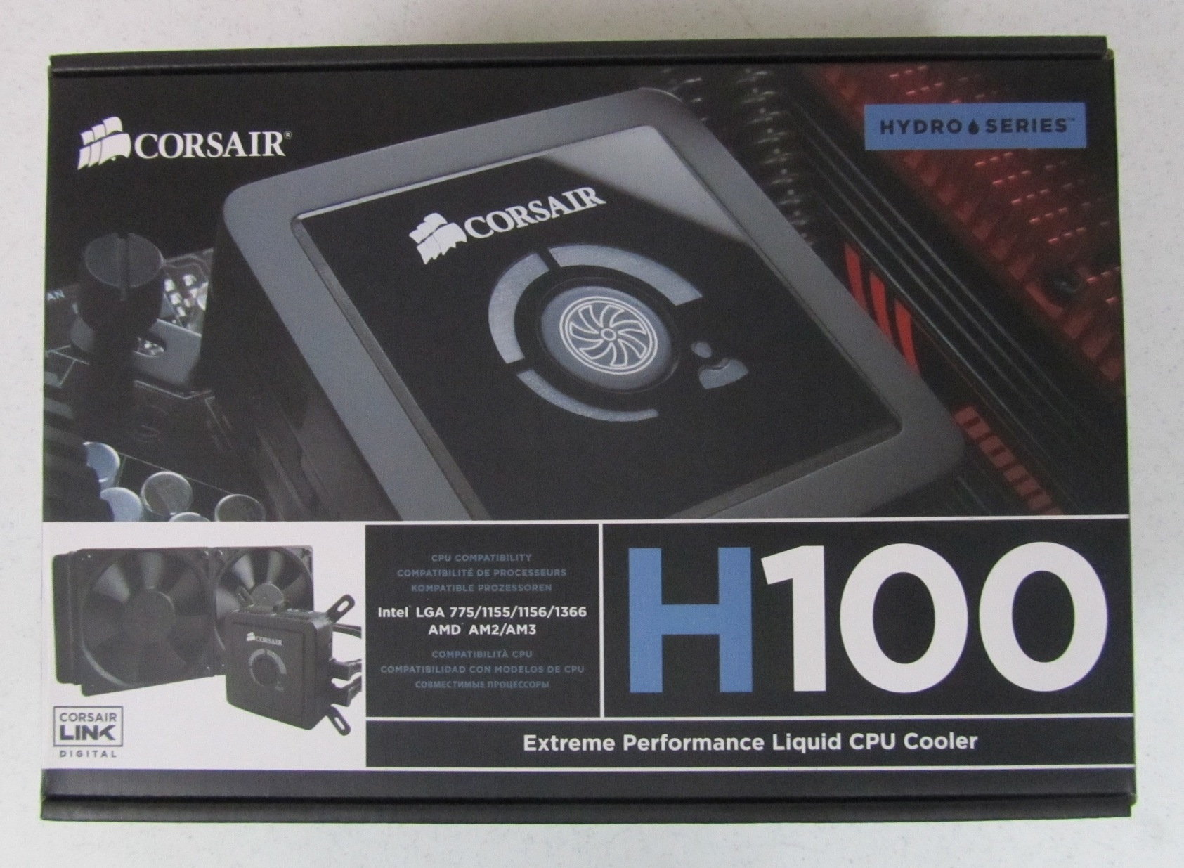 How to Install the Hydro Series H100