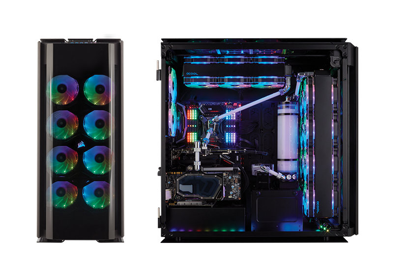 Obsidian Series 1000d Super Tower Case