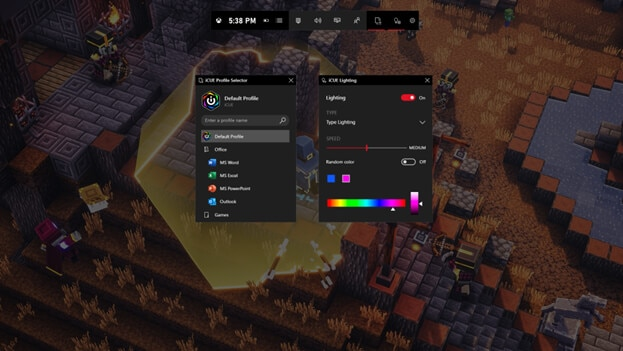 Ubisoft's Hyperscape with CORSAIR iCUE Game Integration