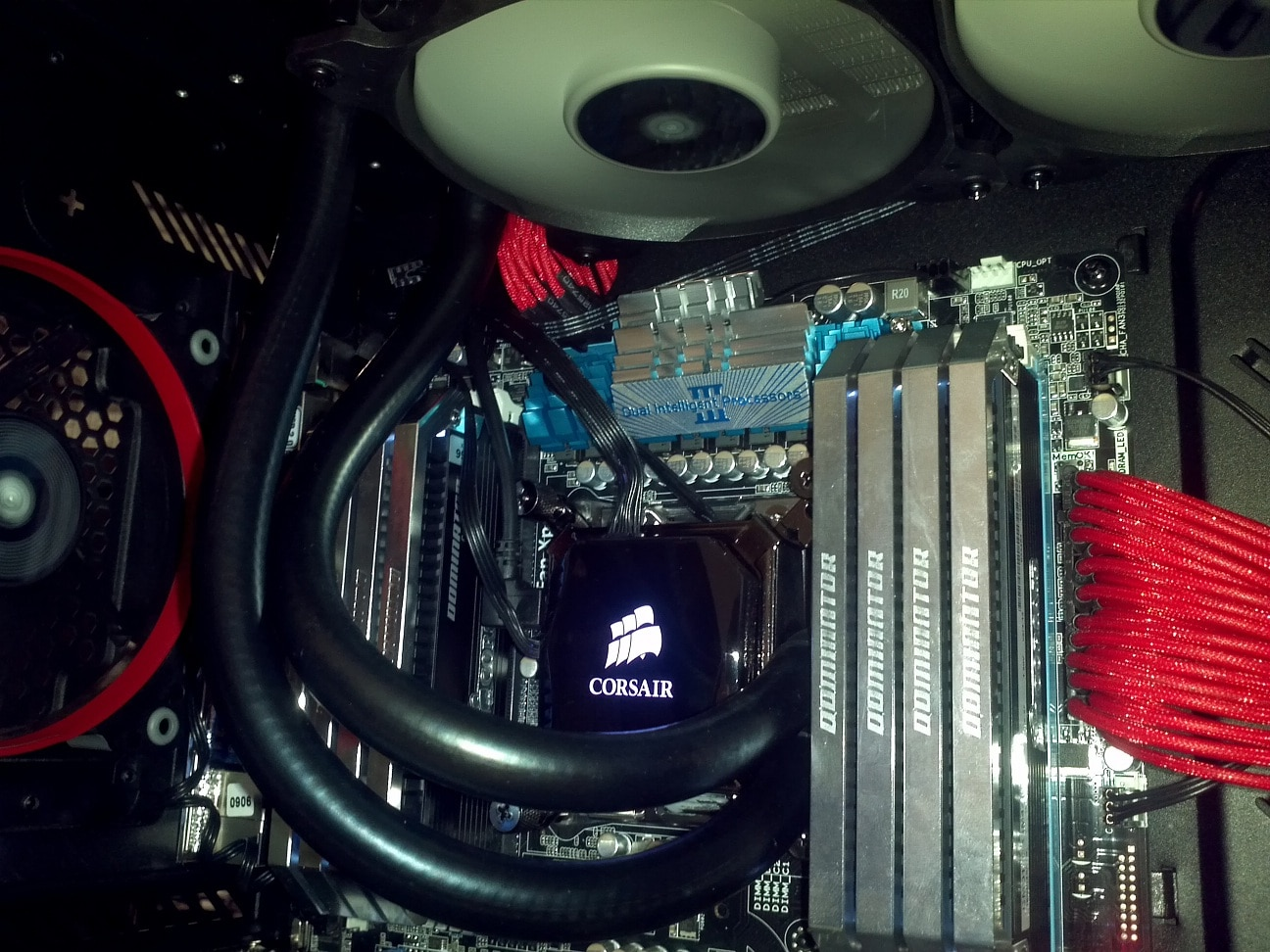 Guide How to Install H100i Hydro Cooler