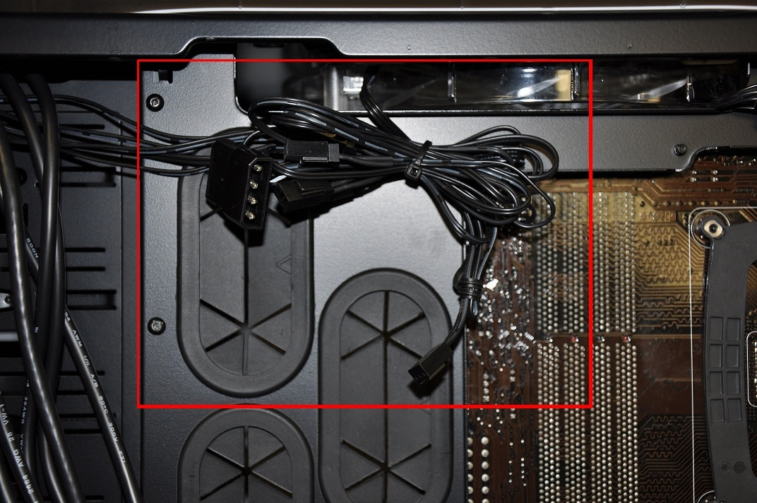 How to install 600T Fan controller