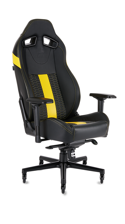 corsair gaming st hle. Black Bedroom Furniture Sets. Home Design Ideas