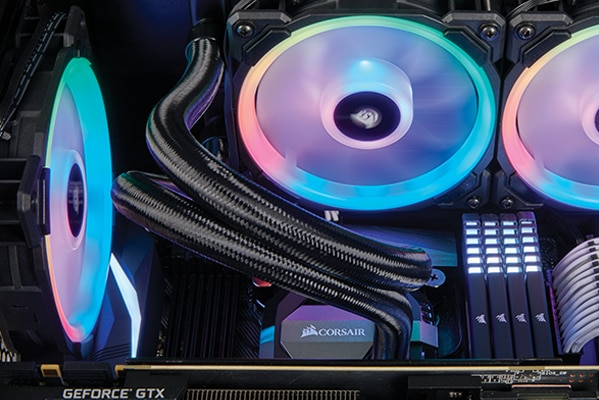 LL Series RGB Fans | Glow with the Flow
