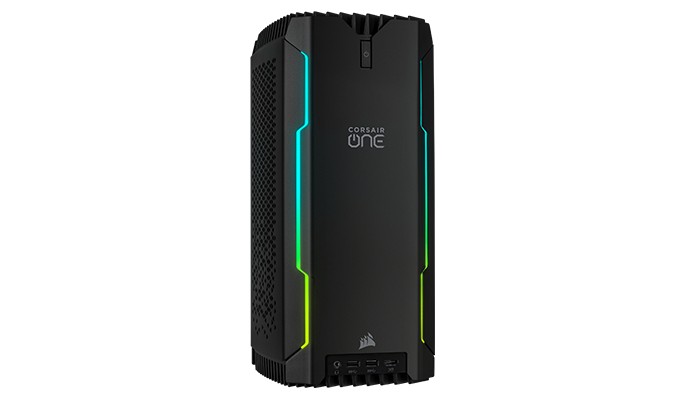 PC GAMING COMPATTI CORSAIR ONE i140 E i160