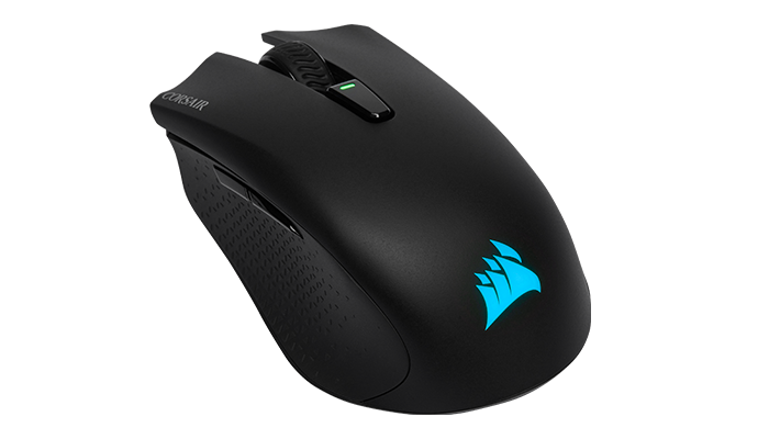 MOUSE GAMING HARPOON RGB WIRELESS