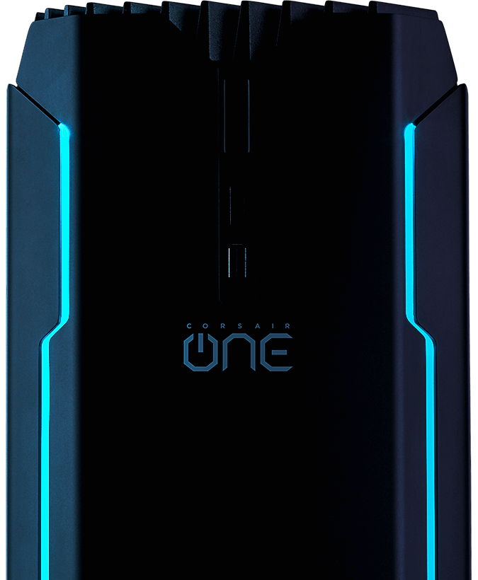 Finally A System With No Compromises Meet Corsair One The All New Pc From Designers And Builders At