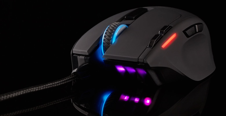 9f436e15f14 ... a division of PC gaming hardware leader Corsair® dedicated to the  elevation of PC gaming, today introduced the Corsair Gaming Sabre RGB  gaming mice, ...