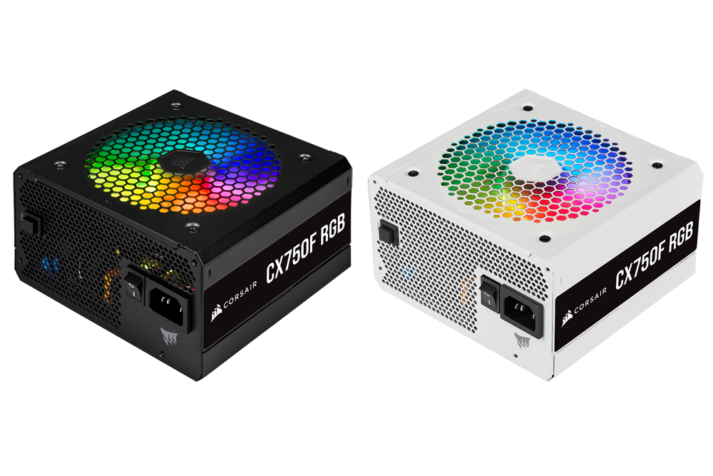 CORSAIR CX-F RGB Series Power Supplies