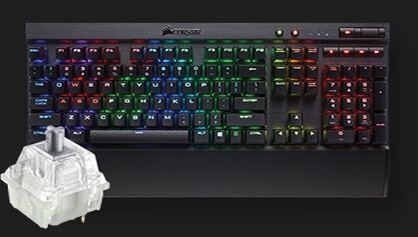CORSAIR K70 RAPIDFIRE KEYBOARD DRIVER DOWNLOAD (2019)