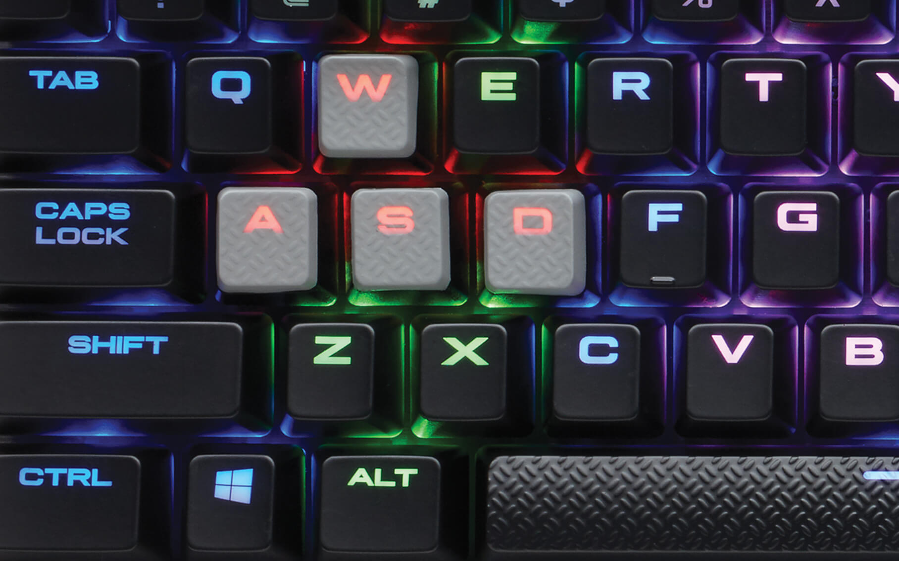 RAPIDFIRE Mechanical Gaming Keyboards - UNBEATABLE SPEED
