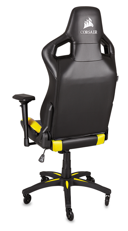T1 Race Gaming Chair Inspired By Racing Built To Game