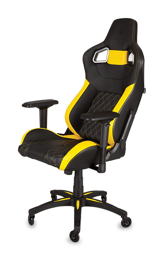Marvelous T1 Race Gaming Chair Inspired By Racing Built To Game Andrewgaddart Wooden Chair Designs For Living Room Andrewgaddartcom