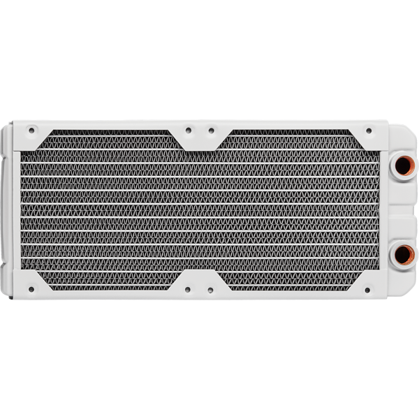 Hydro X Series XR5 240mm Water Cooling Radiator — White