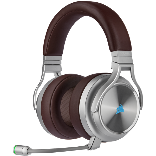 VIRTUOSO RGB WIRELESS SE High-Fidelity Gaming Headset — Espresso