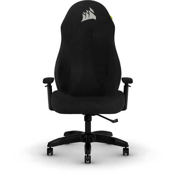 TC60 FABRIC Gaming Chair — Black
