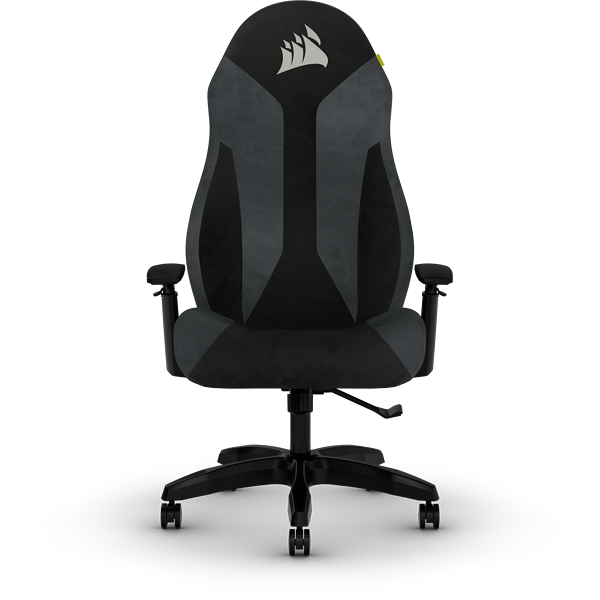 TC60 FABRIC Gaming Chair — Grey