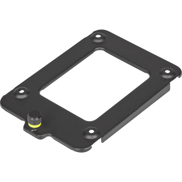 iCUE 4000X/4000D/4000D Airflow SSD Tray, Black