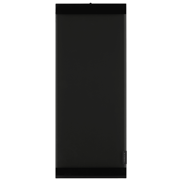 iCUE 5000X Top Tempered Glass Panel, Black