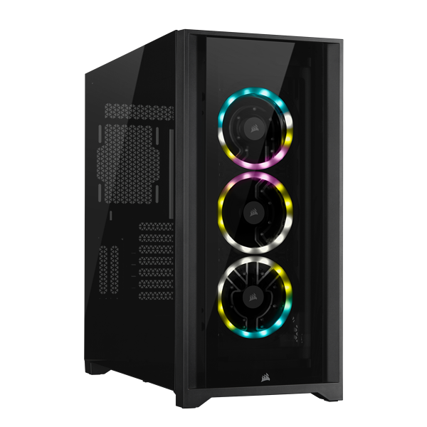 iCUE 5000D RGB Hydro X Edition Mid-Tower ATX PC Case