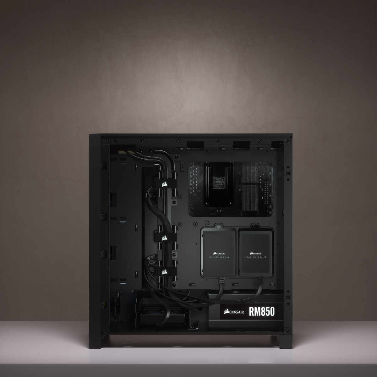 Corsair 4000D AIRFLOW Tempered Glass Mid-Tower ATX Case — Black 18