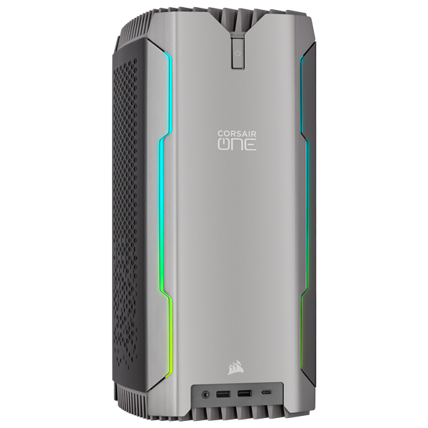 CORSAIR ONE i200 Limited Edition Compact Gaming PC — Meteor Gray