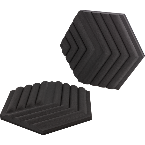 Wave Panels Extension Set — Black
