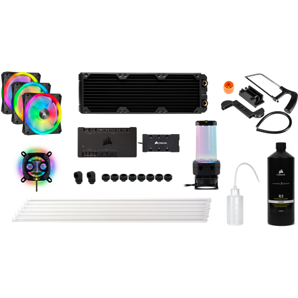 Hydro X Series iCUE XH305i RGB Custom Cooling Kit