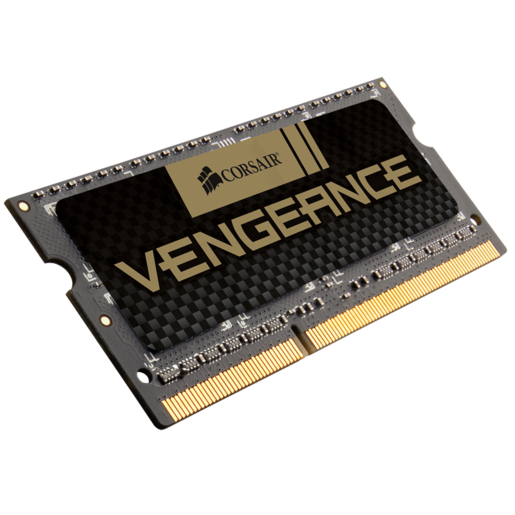 Vengeance® — 8GB High Performance Laptop Memory Upgrade Kit