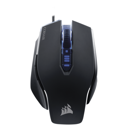 CORSAIR Gaming M65 FPS Laser Gaming Mouse — Gunmetal Black